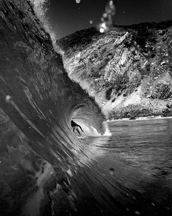 Josh Mulcoy, Tube Riding in Mexico