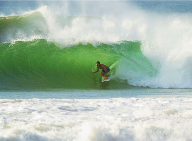 Josh Mulcoy Photo Grant Ellis Surfer Magazine